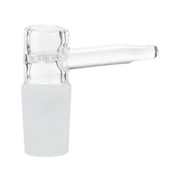 Grace Glass | Glass Bowl with a clear handle SG:18.8 mm -inbuilt glass screen