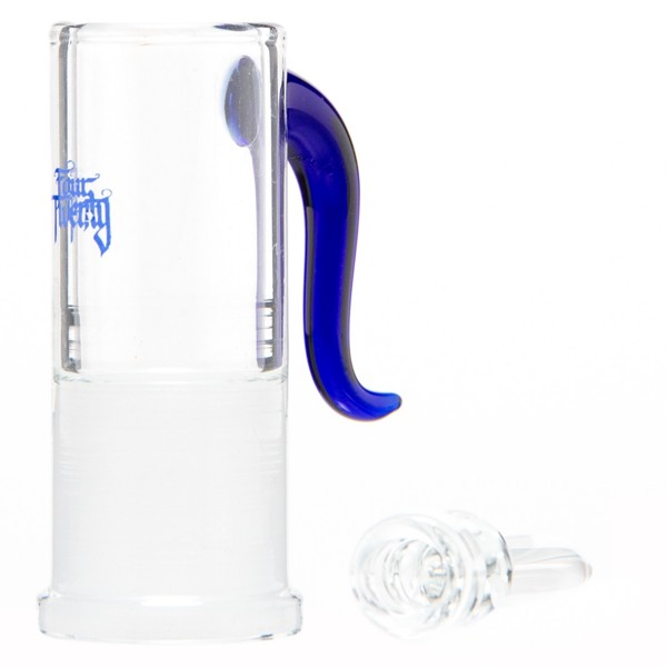 420 Series | Oil Dome and Nail - Blue - SG:18.8mm
