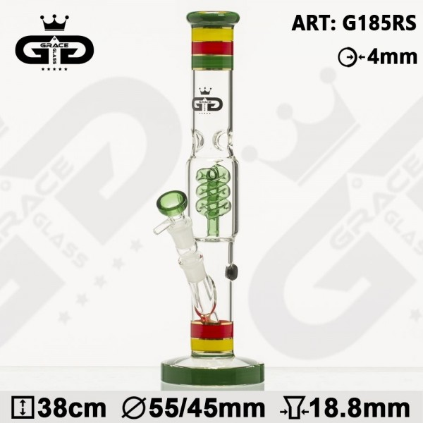 Grace Glass | HAMMER Series | Funky Twist rasta