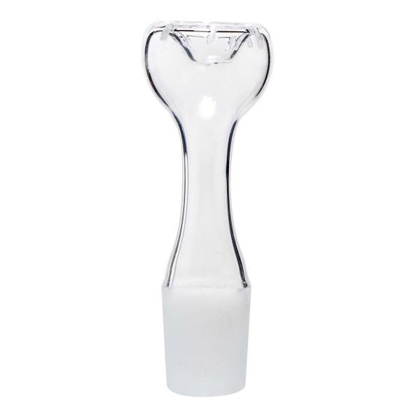 Grace Glass | Domeless Quartz nail for oil bongs - SG:18.8mm (female)