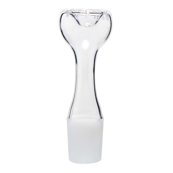 Grace Glass | Domeless Quartz nail for oil bongs - SG:18.8mm (male)