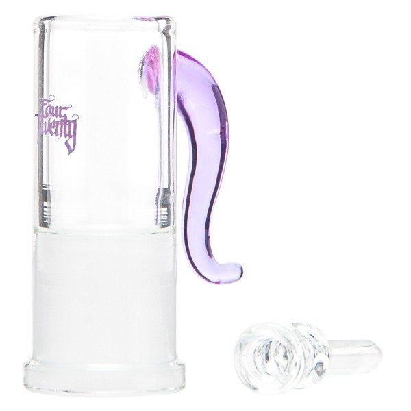 420 Series | Oil Dome and Nail - Purple - SG:18.8mm
