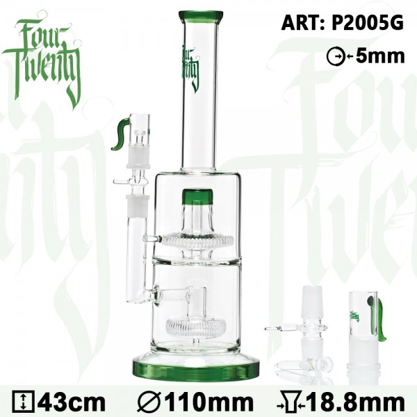 420 Series | Double Smoke UFO