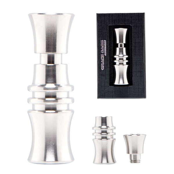 Grace Glass | Titanium big domeless nail with removable head- SG:18.8mm (female)